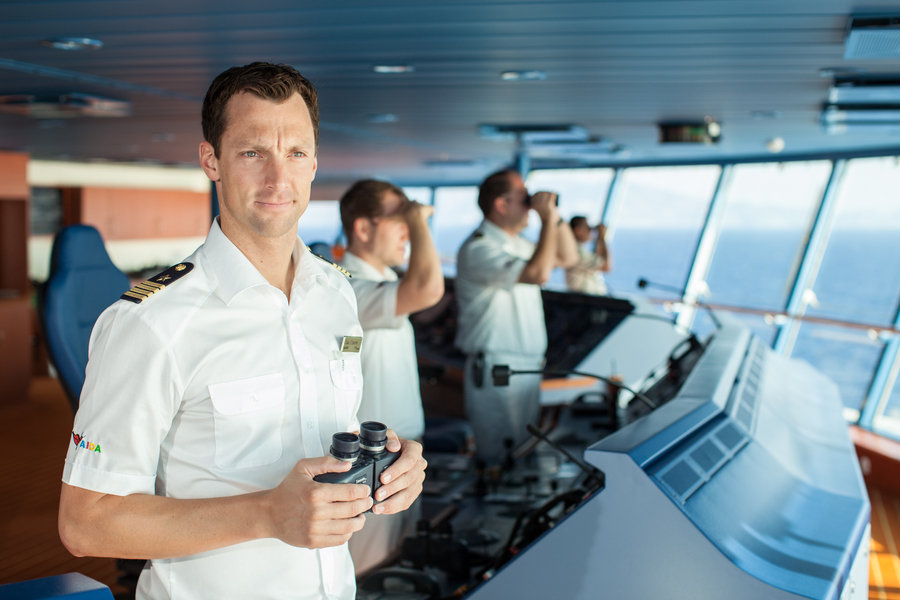 deck officer jobs cruise